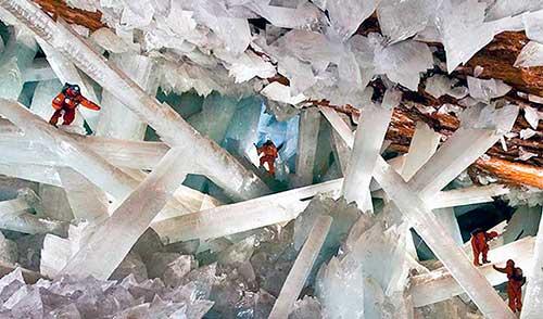 кристальная пещера