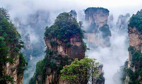 каменные холмы