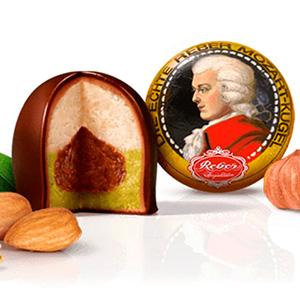 конфеты моцарт