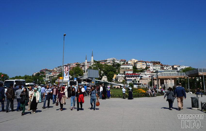 Путешествие в азиатскую часть Стамбула